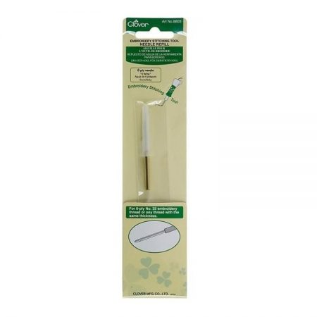 Punchnaald refill navulling. Embroidery Stitching Tool. Clover 8803
