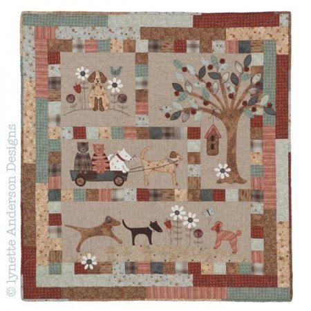 Lynette Anderson Designs Quiltpatronen