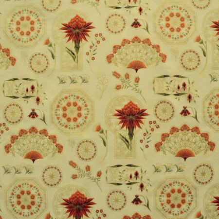 Quiltstof. 100% katoen. Merk: The Textilepantry. Leesa Chandler. Melba.