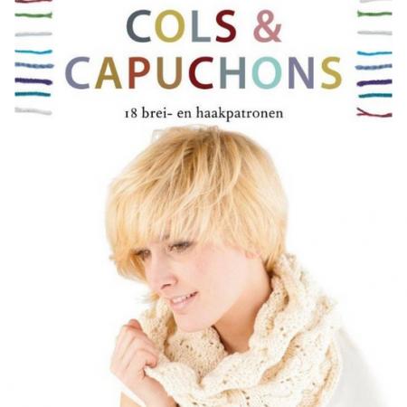 Patronenboek: Cols & Capuchons. Schrijfster: Marina Mensink