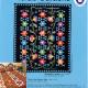 Marti Michell Quiltpatroon Texas Gardens 8969.Twee verschillende quilts