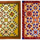 Marti Michell Quiltpatroon Bed of Roses 30058. Voor 2 verschillende quilts