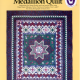 Marti Michell Quiltpatroon Feathered Star Medallion 8021. 3 soorten quilts