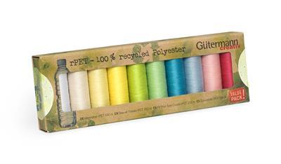 Gutermann naaigaren polyester alles naaigaren. recycled polyester