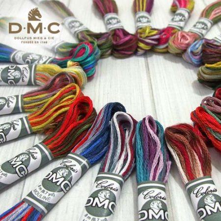 DMC Mouliné Coloris 517