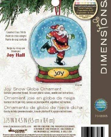 Dimensions Borduurpakket Joy Hall 70-08905