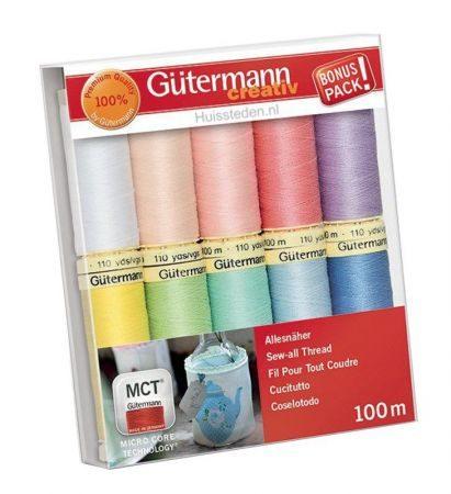 Gutermann naaigaren polyester alles naaigaren 734006 col 2