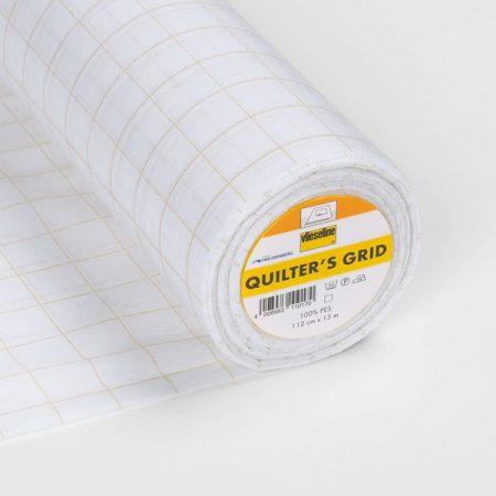 Vlieseline Quilter's Grid 112 cm breed