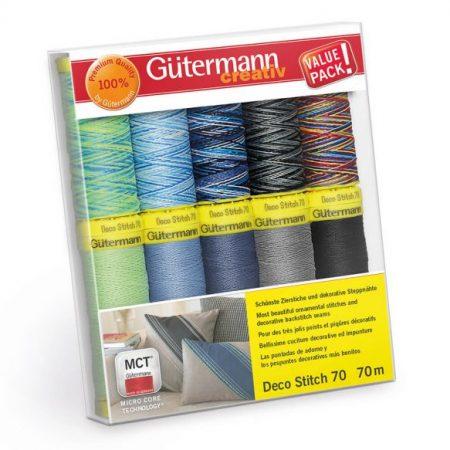Gutermann naaigaren polyester naaigaren Deco Stitch 702166 col 2