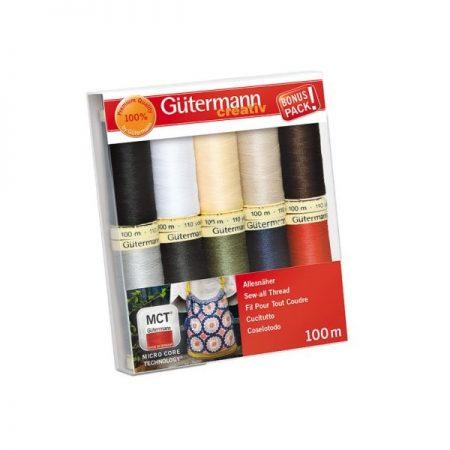 Gutermann naaigaren polyester alles naaigaren 734006 col 1