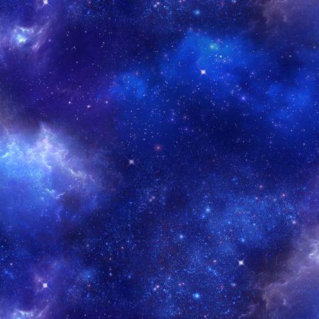 Quiltstof katoen In Space 583