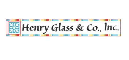 Logo Henry Glass merkenslider